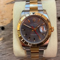 Rolex Datejust Turn-O-Graph new 2008 Automatic Watch with original box and original papers 116263
