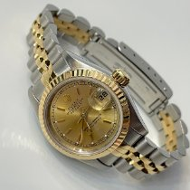 Rolex 69173 Gold/Steel 1995 Lady-Datejust 26mm new United States of America, New York, New York