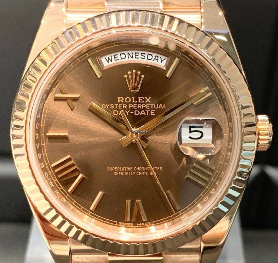 Rolex Day-Date 40 228235-0006 2021 neu