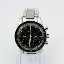 Omega Speedmaster Professional Moonwatch Steel Black No numerals