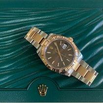 Rolex Datejust II 126331 Новые Золото/Cталь 41mm Автоподзавод