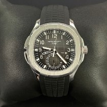 Patek Philippe 5164A-001 Steel 2015 Aquanaut 40.8mm pre-owned United States of America, New York, New York
