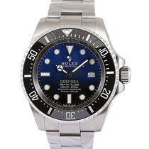 Rolex Sea-Dweller Deepsea Steel 44mm Blue No numerals UAE, Dubai