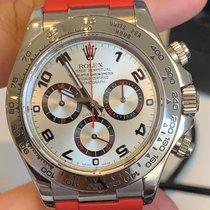 Rolex 116519 Weißgold 2004 Daytona 40mm gebraucht