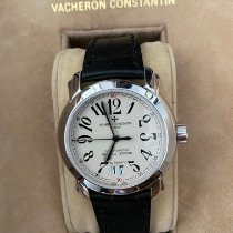 Vacheron Constantin Malte Gold/Steel 38mm White Arabic numerals United States of America, Florida, Sarasota