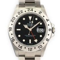 Rolex Explorer II Steel 40mm Black No numerals United States of America, Florida, Hollywood
