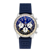 Breitling Steel 38mm Automatic A30022 pre-owned United States of America, Pennsylvania, Bala Cynwyd
