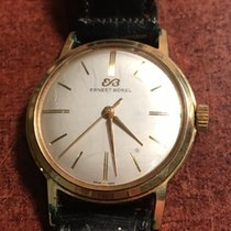 Ernest Borel Gold/Steel Automatic pre-owned United States of America, New Jersey, Upper Saddle River