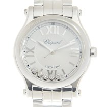 Chopard Happy Sport 278573-3012 New Steel 30mm Automatic