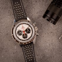 Omega Speedmaster Professional Moonwatch Steel 39.7mm White No numerals Australia