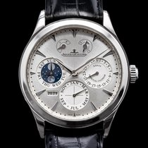 Jaeger-LeCoultre Master Eight Days Perpetual Stahl 40mm