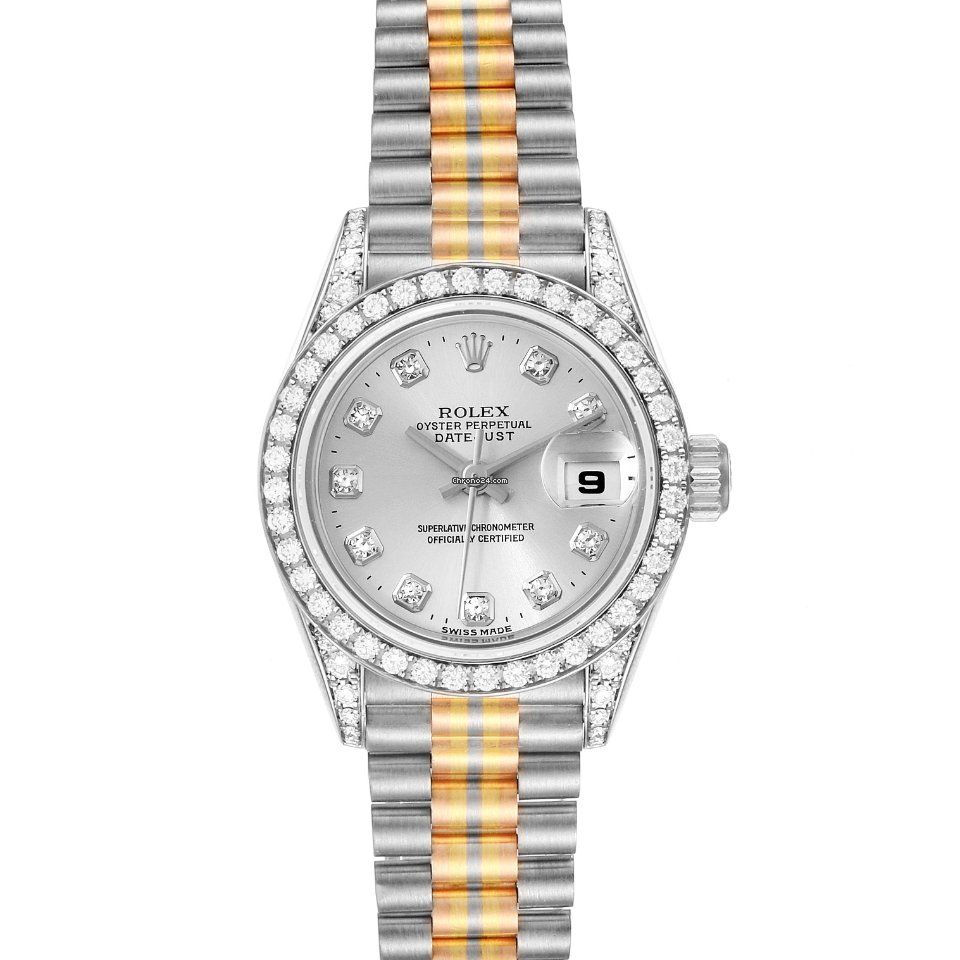 Rolex Lady-Datejust 69159 1999 occasion