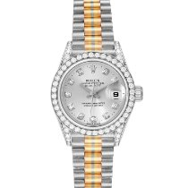 Rolex 69159 Or blanc 1999 26mm occasion