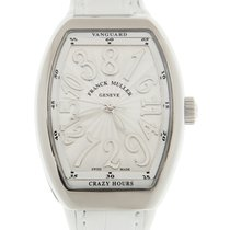 Franck Muller V32 CH (AC BC) New Steel 32mm Automatic