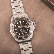 Rolex Submariner Date Steel 40mm Black No numerals Australia