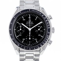 Omega Speedmaster Reduced Acier 39mm France, Lille