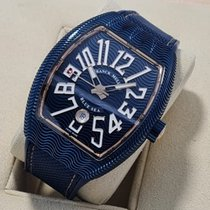 Franck Muller Gold/Steel 43mm V 45 SC DT new