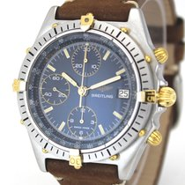 Breitling Gold/Steel 40mm Automatic 81.950 B13047 pre-owned