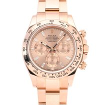 Rolex Rose gold 40mm Automatic 116505A pre-owned