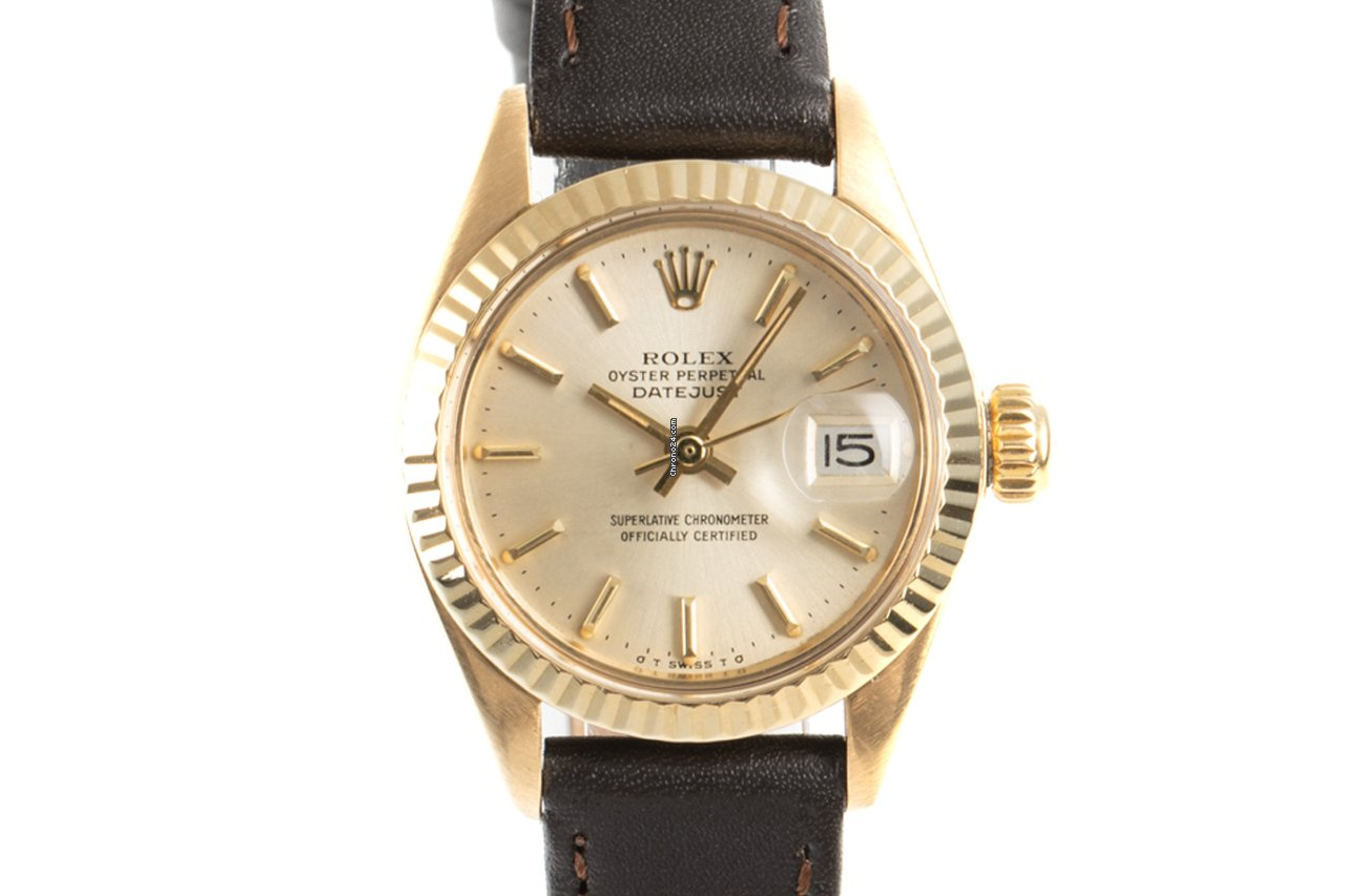 Rolex Lady-Datejust 6917 1975 pre-owned