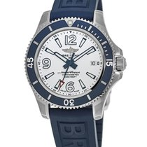 Breitling Superocean 42 new Automatic Watch with original box A17366D81A1S2
