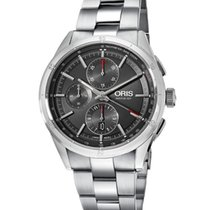 Oris Artix GT new Automatic Chronograph Watch with original box 01 774 7750 4153-07 8 22 87