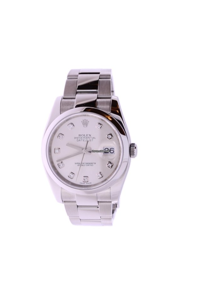 Rolex Datejust 116200 2011 pre-owned
