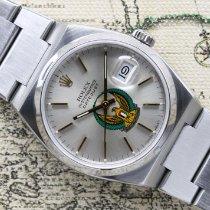 Rolex Datejust Oysterquartz usados 36mm Plata Fecha Acero