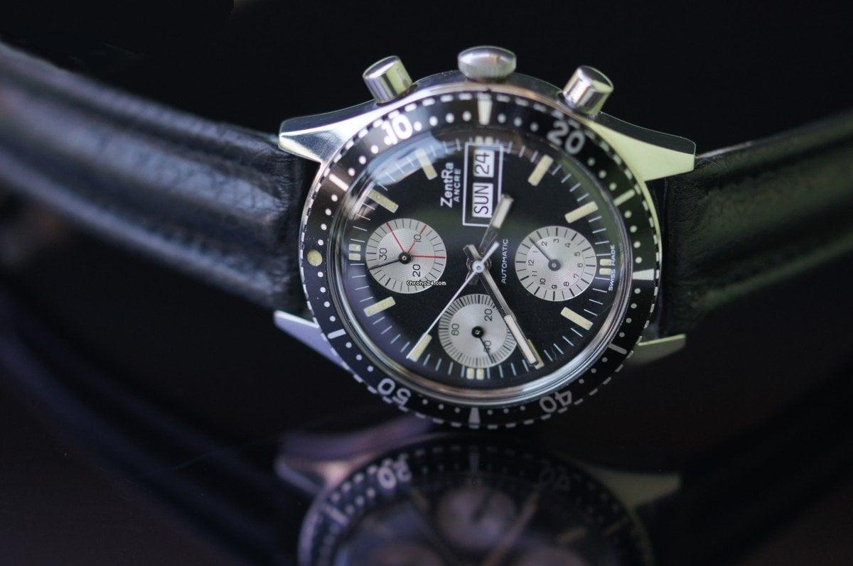 Zentra watch history