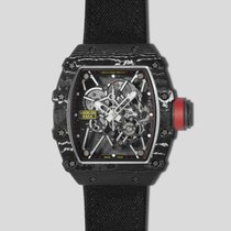 Richard Mille Carbon 49.5mm RM35-01 pre-owned