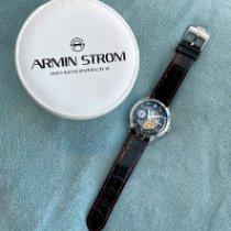 Armin Strom Steel 48mm Manual winding ST11-MW.05 new
