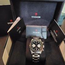 Tudor Black Bay Chrono Steel 41mm Black No numerals United States of America, New York, LINDENHURST