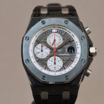 Audemars Piguet pre-owned Automatic 42mm Grey Sapphire crystal 10 ATM