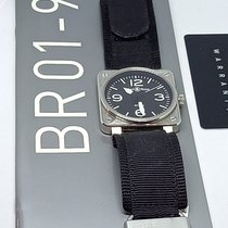 Bell & Ross BR 01-92 BR01-92-S Muy bueno Acero 46mm Automático