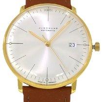 Junghans max bill Automatic nowość Zegarek z oryginalnym pudełkiem i oryginalnymi dokumentami 027/7700.04