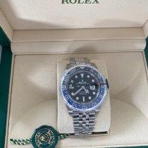 Rolex GMT-Master II Acero 40mm Negro Sin cifras España, Ogijares