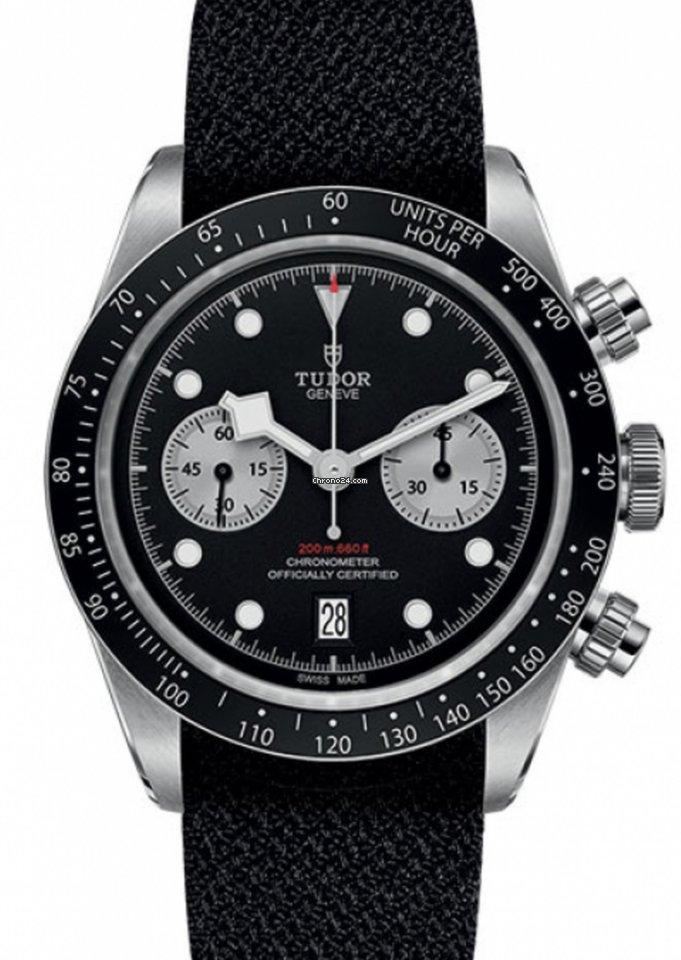 Tudor Black Bay Chrono M79360N-0007 2021 new
