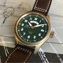 IWC Pilot Spitfire UTC Bronze 41mm Green