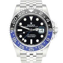 Rolex 126710BLNR-0002 Stål 2021 GMT-Master II 40mm ny