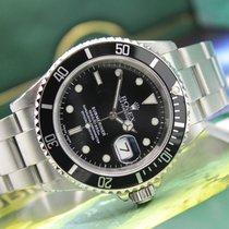 Rolex Submariner Date Steel 40mm Black No numerals United Kingdom, Huddersfield