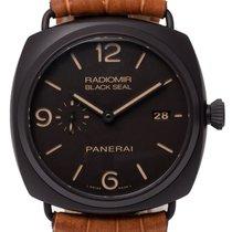 Panerai PAM 00505 Keramiek 2014 Radiomir Black Seal 3 Days Automatic 45mm tweedehands