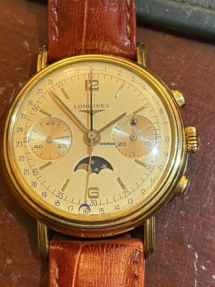 Longines Longines 6574 1985 pre-owned