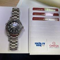 Omega Seamaster Planet Ocean Acél 45.5mm Fekete Arab Magyarország, Budapest
