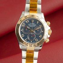 Rolex Daytona Gold/Stahl 40mm Blau Deutschland, Chemnitz