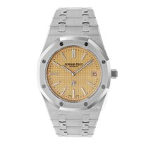Audemars Piguet White gold 39mm Automatic 15202BC.OO.1240BC.01 new