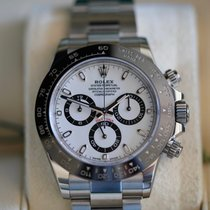 Rolex Daytona Steel 40mm White No numerals United States of America, California, Sunnyvale