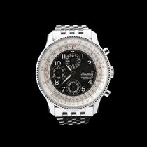 Breitling Steel 42mm Automatic A19350 pre-owned New Zealand