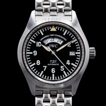 IWC Pilot Spitfire UTC Steel 39mm Arabic numerals United States of America, Massachusetts, Boston