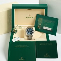 Rolex Oyster Perpetual 124300 Ny Stål 41mm Automatisk
