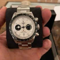 Tudor Black Bay Chrono Acier 41mm Blanc France, paris